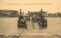SAINTE MARINE        LE BAC     AUTOMOBILE - Combrit Ste-Marine