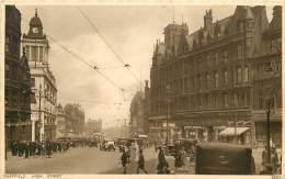 SHEFFIELD           HIGH STREET - Sheffield