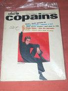SALUT LES COPAINS NOVEMBRE 1963 N 16 /    Claude Francois - Mode Garcons 6 - Little Stevie Wonder - Frank Alamo - Sheila - Muziek