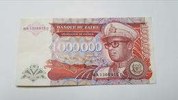 ZAIRE 1000000 ZAIRES 1992 - Zaire