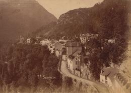 Photo Ancienne De Saint Sauveur - Plaatsen