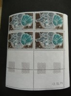 LOT  COLLECTION  TIMBRES  TAAF  COINS  DATES   N  56   POSTE  AERIENNE   NEUFS  LUXE** - Colecciones & Series