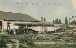 D 16 - SN 3281 - Ruelle - Un Des Plus Gros Canons Sortis De La Fonderie - Militaria - Matériel - France
