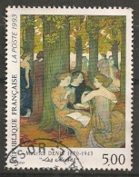 Timbres - France -  1993 - N° 2832 - - Oblitérés