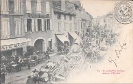 SAINT-GIRONS - Avenue D'Eycheil - Ed. RIVES N° 89. - Saint Girons