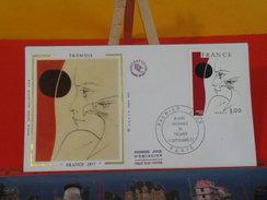 FDC > 1970-1979 > Trémois, France 177 - Paris - 17.9.1977 - 1er Jour. Coté 4 € - FDC
