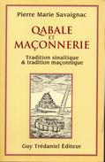 QABALE ET FRANC-MACONNERIE Edition 1999 - Geheimleer