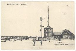 Cpa Belgique, Zuydcoote, Le Sémaphore     ((S.952)) - Belgique