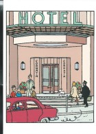 Suisse: Entier : 100 Ans De La Naissance D'Hergé(Hôtel Cornavin) Carte Neuve - Bandes Dessinées