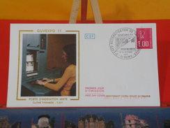 FDC > 1970-1979 > Guvexpo 77, Tri Automatique - 51 Reims - 15 & 16.10.1977 - 1er Jour. Coté ... € - FDC