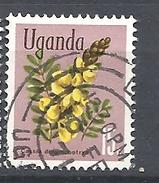 UGANDA    1969 Flowers USED - Uganda (1962-...)