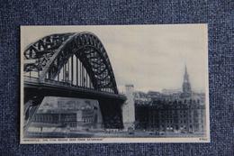 NEWCASTLE - The Tyne Bridge From Gateshead - Newcastle-upon-Tyne