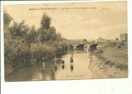 Mont Sur Marchienne Pont De L'Eau D'Heure à Zone - Charleroi