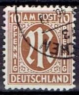 GERMANY #  FROM 1945  STAMPWORLD  7A - Bizone
