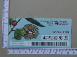 PORTUGAL    - LOTARIA POPULAR - 45ª   - 2 SCANS - (Nº16917) - Biglietti Della Lotteria