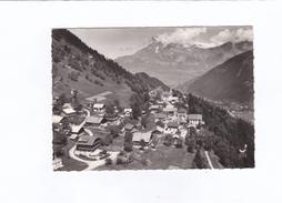 EN  AVION  AU-DESSUS  DE...  1.  St-NICOLAS-de-VEROCE (Hte-Savoie)  -  Vue  Générale - Autres Communes