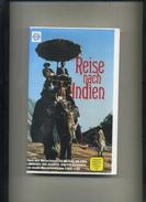 CASSETTE VHS . REISE NACH INDIEN . REGIE D. LEAN . - Action, Aventure