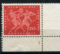 Bund 334, Formnummer, Olympische Sommerspiele - BRD