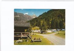 840   -   ARGENTIERE  (1200 M.).  -  Camping  Du  Glacier  D'Argentière  Et  Aiguille  Du  Chardonnet  (3824 M) - Chamonix-Mont-Blanc