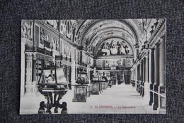 EL ESCORIAL - La Biblioteca - Madrid