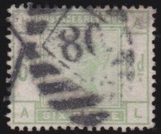 Great  Britain   .   Yvert    .     83       .      O   .      Gebruikt   .   /  .  Cancelled - 1840-1901 (Victoria)
