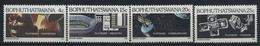 1979 Bophuthatswana, Esportazione Platino , Serie Completa Nuova (**) - Bophuthatswana