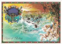 Cayes De Belice Hb 1 - Belize (1973-...)
