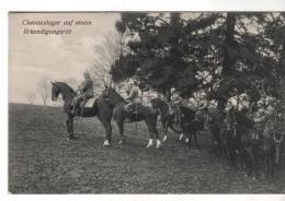 Nr.  7758,  Chevauxleger Auf Einem Erkundungsritt - War 1914-18