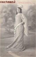 CHALON-SUR-SAONE FETES DU CARNAVAL 1914 Mlle SUZANNE DUCROT DEMOISELLE D'HONNEUR MAISON DUCROT A LA COUR BATAVE PAPILLOT - Chalon Sur Saone