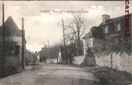 TANNAY ENTREE COTE SUD 58 NIEVRE - Tannay