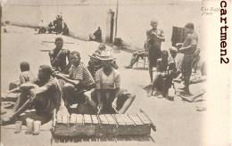 THE KAFFIRS'PIANO MUSCIENS SUD AFRICAIN ETHNOLOGIE ETHIC  SOUTH AFRICA AFRIQUE DU SUD EATSERN CAPE JOHANNESBURG - Afrique Du Sud
