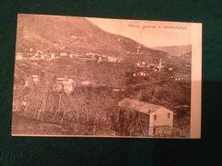 Cartolina Veduta Generale Di Moranego  Genova Viaggiata 1932 Un Pò Segnata - Genova (Genoa)