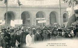 GREVE(NIMES) - Grèves