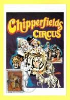 CPM  Cirque ( Centre National Des Arts Du CIRQUE ) CHIPPERFIELDS CIRCUS - Dog, Bear, Horses, Clowns - Cirque