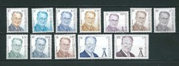 Lot Alle MVTM Zegels EURO - BEF ** Postfris - 1993-.. MVTM