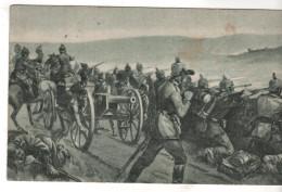 Nr.  7767,  Feldpost,  Homberg - Guerre 1914-18