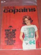 SALUT LES COPAINS JUILLET 1964 N  24  /  France Gall/Pub Francoise Hardy/Sylvie Vartan/Catherine Deneuve/Johnny Hallyday - Musique