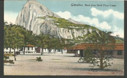 2NV47--   CARTOLINA,   GIBRALTAR, - Gibilterra
