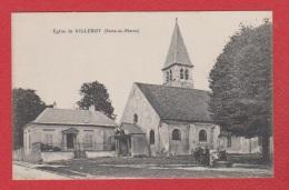 Villeroy  --  Eglise - Villenoy