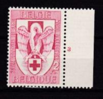 Belgie Plaatnummer COB** 986. 3 - ....-1960