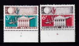 Belgie Plaatnummer COB** 1191-1192.1 - 1961-1970