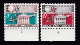 Belgie Plaatnummer COB** 1191-1192.3 - 1961-1970