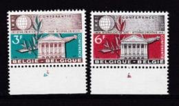 Belgie Plaatnummer COB** 1191-1192.4 - 1961-1970