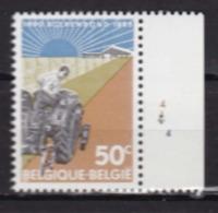 Belgie Plaatnummer COB** 1340.4 - 1961-1970