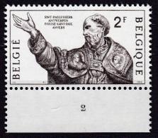 Belgie Plaatnummer COB** 1482.2 - 1961-1970