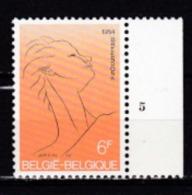 Belgie Plaatnummer COB** 1928.5 - Plate Numbers