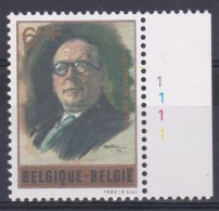 Belgie Plaatnummer COB** 2047.1 - 1981-1990