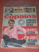 SALUT LES COPAINS  SEPTEMBRE  1964 N  26 /   Claude François, Les Beatles, Sylvie, Johnny - Musique
