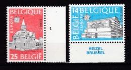Belgie Plaatnummer COB** 2367-2368.1 - 1981-1990