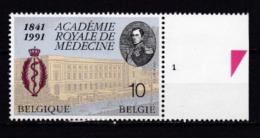 Belgie Plaatnummer COB** 2416.1 - 1991-2000